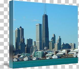 Trump International Hotel & Tower® Chicago Willis Tower Chicago Water Tower Skyline Skyscraper PNG