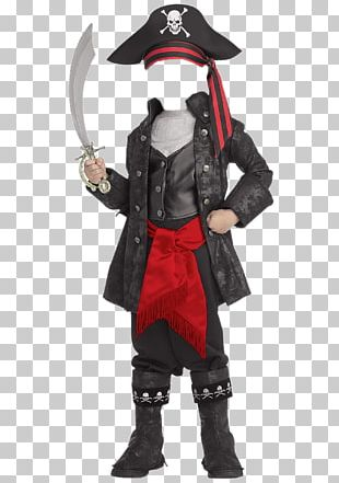 Costume Pirate PNG