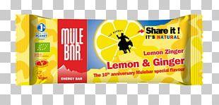 Energy Bar Organic Food Lemon Chocolate Bar PNG
