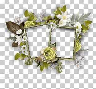 Flower Arranging Floral Design Frames PNG