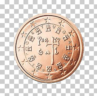 Euro Coins 1 Cent Euro Coin Penny PNG