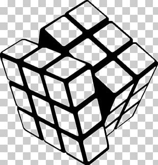 Rubiks Cube Sticker Puzzle PNG