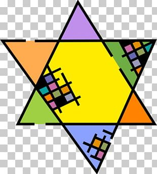 Yellow Badge Star Of David Judaism Jewish People The Holocaust PNG