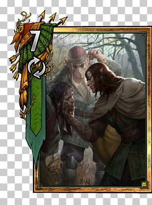 Gwent: The Witcher Card Game Video Game The Art Of The Witcher: Gwent Gallery Collection Concept Art PNG