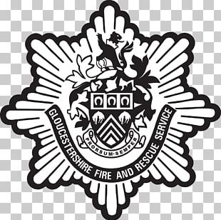 Gloucestershire Fire And Rescue Service Fire Department Firefighter Gloucestershire County Council Logo PNG