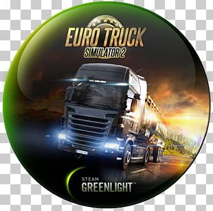 Euro Truck Simulator 2 American Truck Simulator Video Game SCS Software Steam PNG