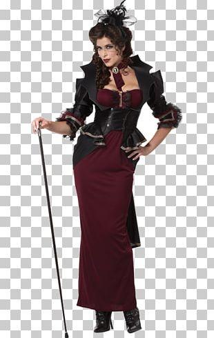 Victorian Era Costume Halloween Clothing Victorian Fashion PNG