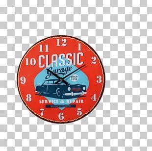 Bigbuy Wall Clock Classic Vintage Garage Coconut Balance Wall Clock 60 Cm Black Zegar Classic Väggur PNG