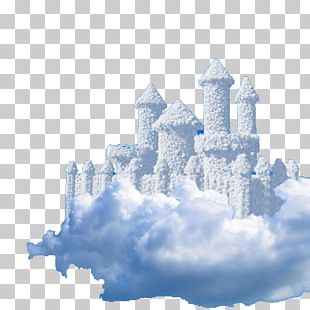 Cloud Castle PNG
