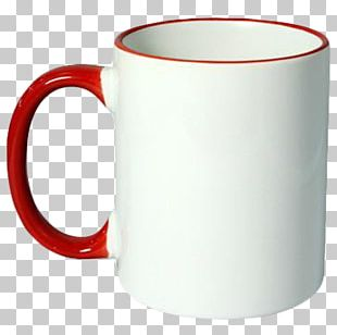 Coffee Cup Mug Ceramic Handle PNG