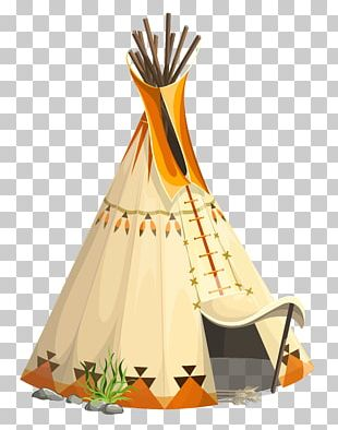 Tipi Native Americans In The United States PNG