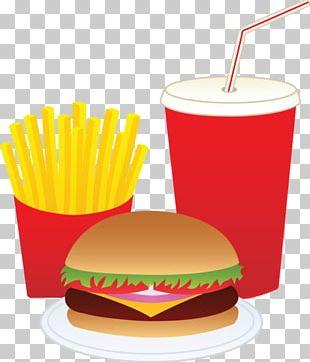 Hamburger Fast Food Junk Food Cheeseburger PNG