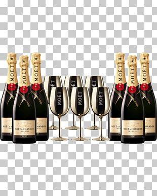 Champagne Wine Moët & Chandon Bottle Liqueur PNG