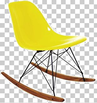 Eames Lounge Chair Charles And Ray Eames Rocking Chairs Eames Fiberglass Armchair PNG