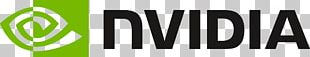 Nvidia Logo GeForce Graphics Processing Unit Graphics Cards & Video Adapters PNG