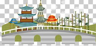 Cartoon Architecture PNG