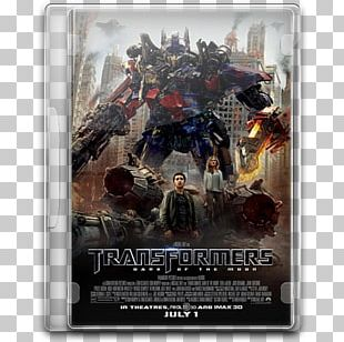 Transformers Film Poster Industrial Light & Magic PNG