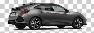 2017 Honda Civic Hatchback United States Compact Car PNG