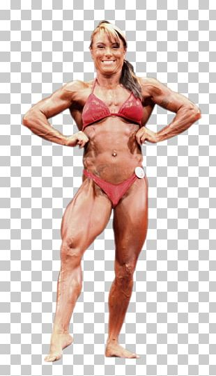 Female Bodybuilding Fitness And Figure Competition Physical Fitness Muscle PNG