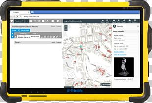 Web Mapping Tablet Computers Geographic Information System Trimble Inc. PNG