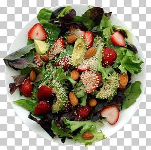 Spinach Salad Fruit Salad Avocado Salad Strawberry PNG