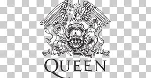 Queen Logo Graphic Design Music PNG