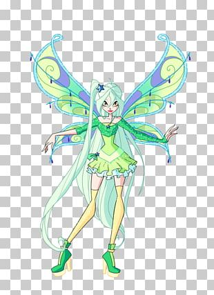 Flora Tecna Stella Winx Club: Believix In You Aisha PNG