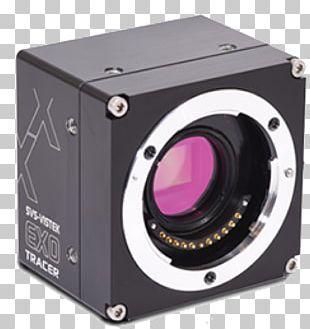 Camera Lens Digital Cameras GigE Vision Camera Link PNG