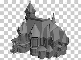 Middle Ages Facade Architecture Turret Product Design PNG