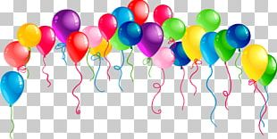 Balloon Release Toy Balloon Party Birthday PNG