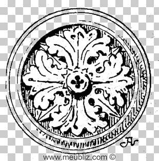 Rose Window Gothic Architecture Ornament Romanesque Architecture PNG