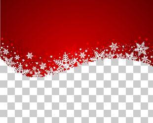 Snowflake Christmas Illustration PNG