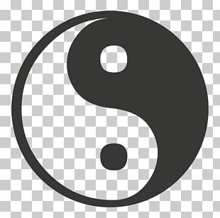 Yin And Yang Computer Icons PNG