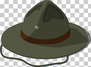 Boy Scouts Of America Cub Scouting Hat PNG