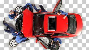 Car Automobile Repair Shop Motor Vehicle Service Maintenance PNG
