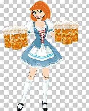 Oktoberfest German Cuisine Beer PNG