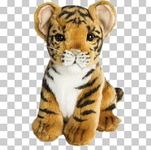 Tiger Stuffed Animals & Cuddly Toys Child Doll PNG
