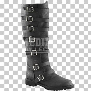 Knee-high Boot High-heeled Shoe Thigh-high Boots Fashion Boot PNG