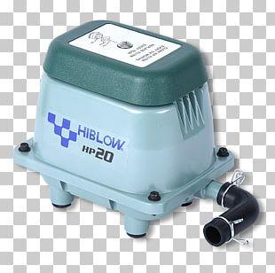 Air Pump Septic Tank Water Aeration Sewage Treatment PNG