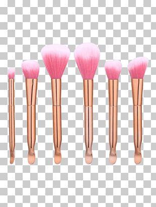 Makeup Brush Make-up Nylon Tool PNG