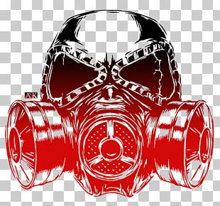 Gas Mask Skull Stock Photography PNG