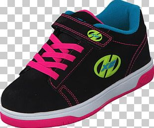 Skate Shoe Sneakers Heelys X2 Dual Up Kids PNG