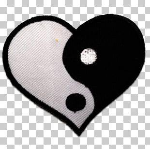 Yin And Yang Symbol Heart Computer Icons PNG