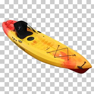 Ocean Kayak Scrambler 11 Paddle Sit-on-top Sea Kayak PNG