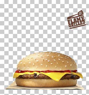Hamburger Cheeseburger Whopper French Fries Burger King PNG