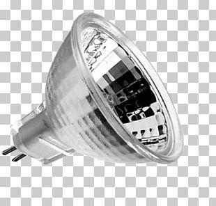 Incandescent Light Bulb Multifaceted Reflector Lighting PNG
