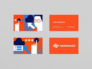 Business Card Design Paper Business Cards Visiting Card PNG