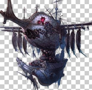 Granblue Fantasy Character Concept Art PNG