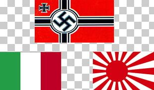 Second World War Empire Of Japan Axis Powers Flag Of Japan Rising Sun Flag PNG