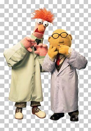 Beaker Dr. Bunsen Honeydew The Muppets Fozzie Bear Scientist PNG